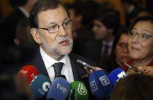 Ispanijoje socialistai tariasi kaip išvesti šalį iš politinės aklavietės