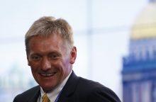 Kremlius sako, kad jo kritika B. Obamai nėra asmeniška