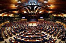 Europos Taryba lietuvių iniciatyva pasmerkė gėjų persekiojimą Čečėnijoje