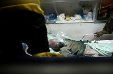 Sprogus pakėlės bombai Kenijoje žuvo 8 žmonės
