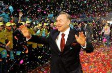 N. Nazarbayevas: Kazachstano autoritariškasis modernizuotojas