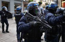 Prancūzijoje užkardyto išpuolio bendrininkams pateikti kaltinimai