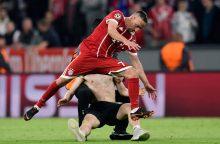 """Real"" nugalėjo ""Bayern"" futbolininkus"