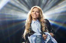 """Rusija atmetė pasiūlymą jos atstovei """"Eurovizijoje"""" dalyvauti nuotoliniu būdu"""
