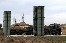 """Baltijos laivyno padalinys Astrachanėje dalyvaus """"S-400"""" šaudymo pratybose"""
