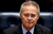 Brazilijos Aukščiausiasis Teismas neleido nušalinti Senato vadovo