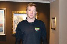 S. Bilis taikosi į medalį – su nauju Lietuvos rekordu pateko į finalą