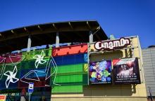 """Naujoji """"Cinamon"""" kino teatro lazerių technologija leis filmus žiūrėti ryškiau"""
