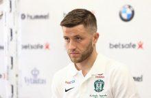"""LFF taurės finale – jaunatviško """"Stumbro"""" iššūkis """"Žalgiriui"""""""