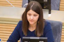 Siūloma suteikti galimybę gauti bedarbio statusą ir studentams