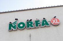 """Policija išaiškino iš """"Norfos"""" alkoholį vogusius jaunuolius"""
