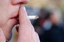 Lietuvoje rūkalių yra daugiau nei vidutiniškai ES