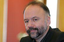 A. Kurkovas: tūkstančiai lietuvių išvyko sutirpti bendrame Europos kultūros buljone