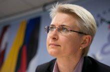 Kodėl pabėgusios  N. Venckienės nepavyksta grąžinti į Lietuvą?