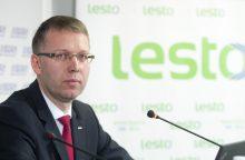 A. Ignatavičius: opozicijos kritika neturėjo įtakos atsistatydinimui
