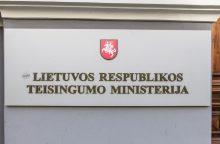 Kodėl atsistatydina teisingumo viceministras D. Matuiza?