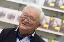 A. Čekuolis: literatūros ateitis priklauso dokumentiniam rašymui