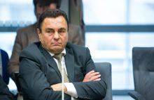 P. Gražulis pyksta: kiek mane gali mėtyti iš komiteto į komitetą?
