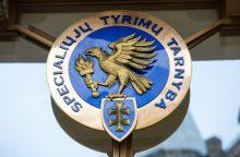 STT sulaikė NMA Teisės departamento direktorių T. Jakutį