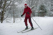 Lietuva turi tarptautinius standartus atitinkančią slidinėjimo trasą
