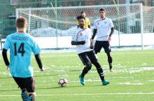 """""""Stumbrą"""" papildė """"Benfica"""", """"Sporting"""" ir """"Real Betis"""" atstovavęs saugas"""