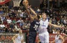 """""""Vytautas"""" pergale pradėjo FIBA Čempionų lygos atranką"""