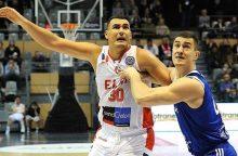 """""""Neptūno"""" krepšininkai po atkaklios kovos pralaimėjo Prancūzijoje"""
