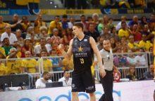 M. Grigonis ir G. Orelikas – FIBA Čempionų lygos varžybų finalo ketverte