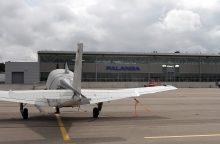 Pasieniečiai į Lietuvą neįleido JK pareigūnų atlydėto vyro