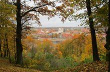 Savaitgalio orai: dar bus proga pasidžiaugti spalvingu rudeniu