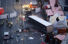 Apžvalga: transporto priemonės kaip ginklai teroristinėse atakose