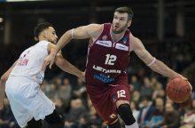 """""""Lietkabelio"""" krepšininkai Italijoje šventė pergalę po pratęsimo"""