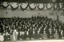 Paminėtas Lietuvių konferencijos šimtmetis