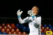 Lietuvos jaunimo futbolo rinktinė sužaidė lygiosiomis Farerų salose
