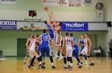LSKL finale – VDU ir KTU krepšininkai