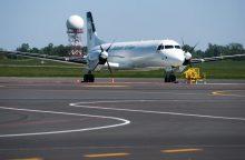Vilniaus oro uosto bandymai turėtų baigtis antradienį