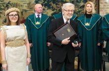 Vilniuje įteikti Santarvės fondo apdovanojimai
