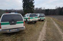 Kauno rajone rasta sušaudyta šeima, policija ieško galimo įtariamojo