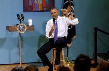 Tarp lūkesčių nepateisinusių Nobelio laureatų – M. Gorbačiovas ir B. Obama