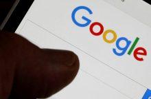 """Europoje bėdų prispausta """"Google"""" pristato atnaujintą paieškos sistemą"""