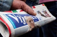 Suimti devyni įtariamieji, siejami su Juodkalnijos žurnalistės užpuolimu