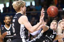 Tartu klubas su lietuviais tenkinosi Estijos krepšinio pirmenybių sidabru