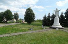 Vilniaus rajono gimnazistai domisi savo krašto kultūros paveldu