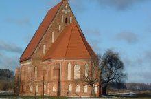Archeologai atskleidė Zapyškio bažnyčios paslaptis
