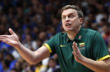 D. Adomaitis: krepšinio šalyje gerų krepšininkų visada atsiras