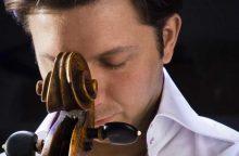Dėl A. Kniazevo ligos keičiami spalio 23 d. koncerto Kauno filharmonijoje solistai