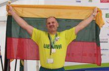 Lietuvos lengvaatlečiai pasaulio veteranų čempionate jau iškovojo šešis medalius
