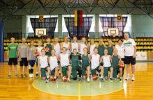 Dvidešimtmetės krepšininkės padarė išvadas – ukrainietės sutriuškintos