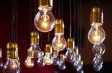 Planuojama sumažinti elektros kainą didiesiems vartotojams
