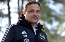 """""""Utenio"""" klube dirbusio ukrainiečio karjeroje – naujas posūkis"""
